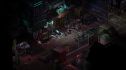 Скриншот Shadowrun Dragonfall