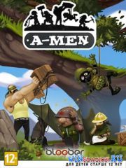 A-Men (2014/PC/Eng) | PROPHET