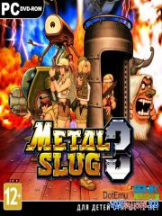 Metal Slug 3 (2014/ENG/MULTi7) *Steam Ver.*