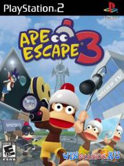 Ape Escape 3 (PS2/RUS/ENG)