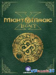 Might and Magic X - Legacy (2014/RUS/RePack от R.G. Механики)