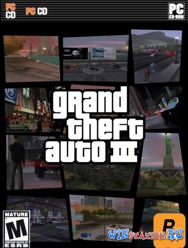 Скачать игру GTA 3 / Grand Theft Auto 3 - Amateur Modification
