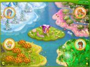 Волшебные феи Четыре королевства геймплей