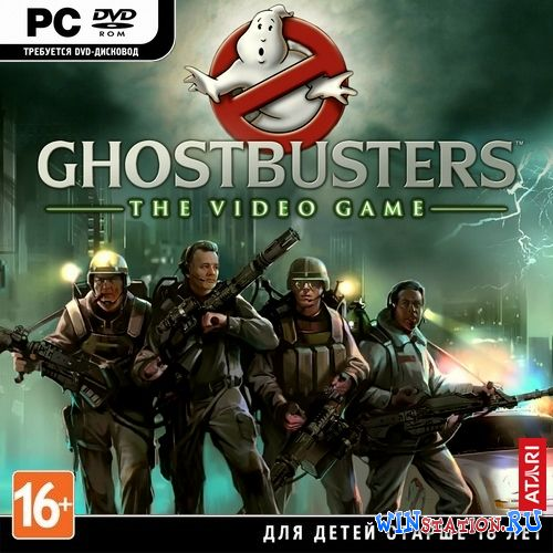 Скачать игру Ghostbusters: The Video Game