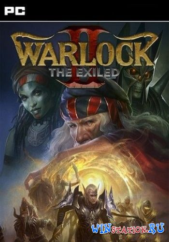 Скачать игру Warlock 2: the Exiled - Great Mage Edition
