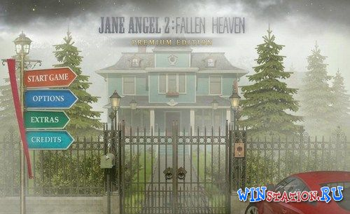 Скачать игру Jane Angel 2: Fallen Heaven. Premium Edition