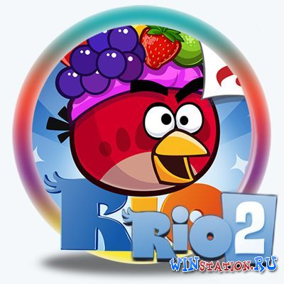 Скачать игру Angry Birds Rio High Dive