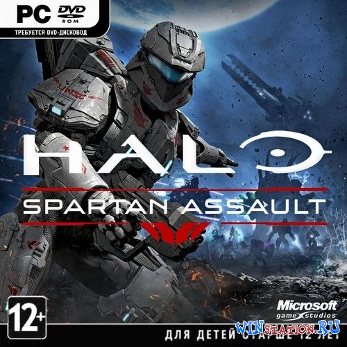 Скачать Halo: Spartan Assault бесплатно