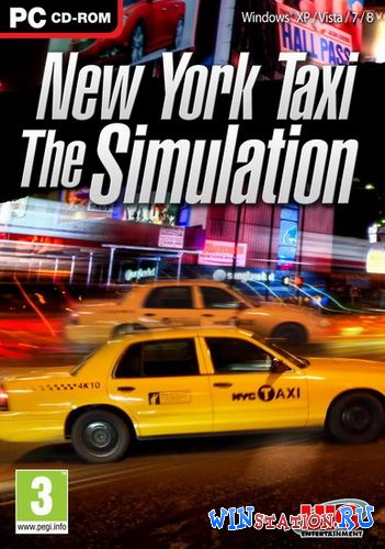 Скачать New York City Taxi Simulator бесплатно