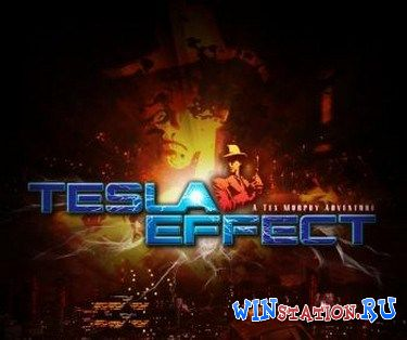 Скачать игру Tesla Effect: A Tex Murphy Adventure