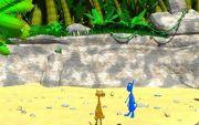 Пантукль и Жукабра на Пиратском острове геймплей