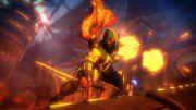 YAIBA Ninja Gaiden Z геймплей