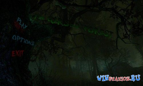 ������� ���� The Cursed Forest