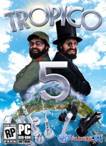 Скачать Tropico 5: Espionage бесплатно