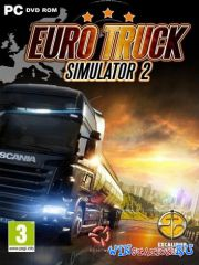 Euro Truck Simulator 2: Gold Bundle + 4DLC [v 1.9.24.1s]