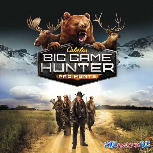 Скачать Cabela's Big Game Hunter: Pro Hunts бесплатно