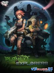 Planet Explorers [Steam Early Access|Alpha 0.81] (2014/PC/Eng)