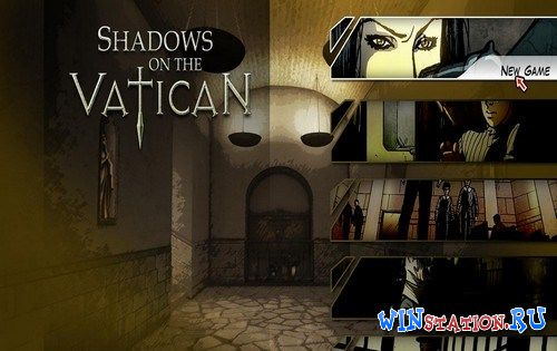 Скачать игру Shadows on the Vatican Act 2 Wrath бесплатно торрентом