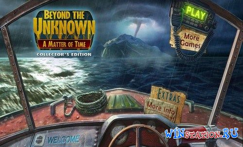 Скачать игру Beyond the Unknown: A Matter of Time