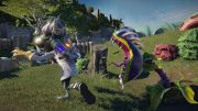 Plants vs Zombies Garden Warfare геймплей