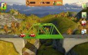 Bridge Constructor Playground геймплей
