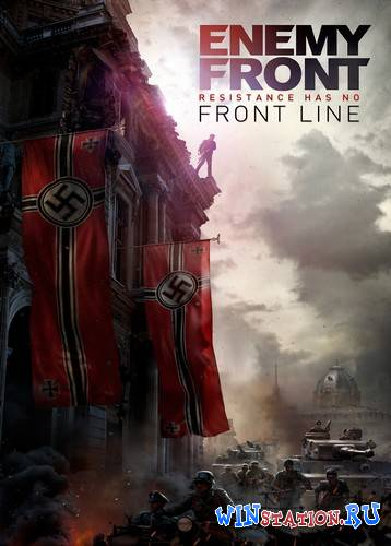 ������� Enemy Front Update 4 ( CI Games )  ���������