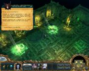 King's Bounty Dark Side геймплей