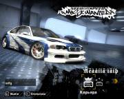 Need For Speed - Most Wanted Winter Mod 2014