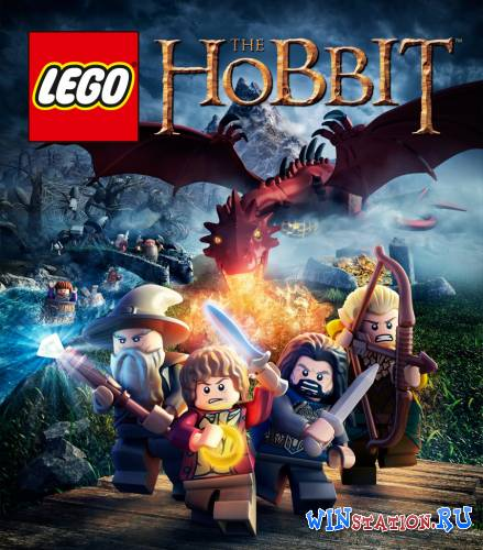 Скачать LEGO The Hobbit бесплатно