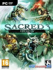 Sacred 3 (2014/RUS/ENG/Repack by R.G. REVOLUTION)