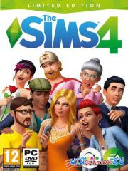 The Sims 4 Digital Deluxe Edition (Electronic Arts)