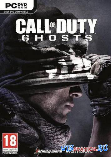 Скачать Call of Duty: Ghosts - Ghosts Deluxe Edition [Update 18] бесплатно