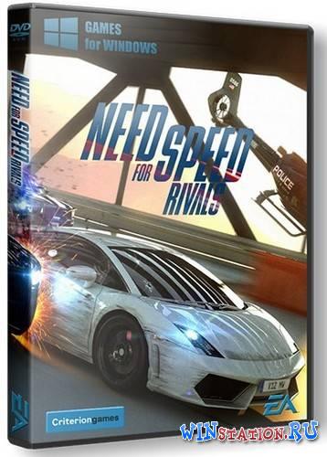 Скачать игру Need for Speed Rivals бесплатно торрентом