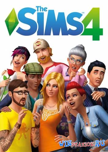 Скачать The SIMS 4: Deluxe Edition [v1.0.728.0] (Update 3) бесплатно