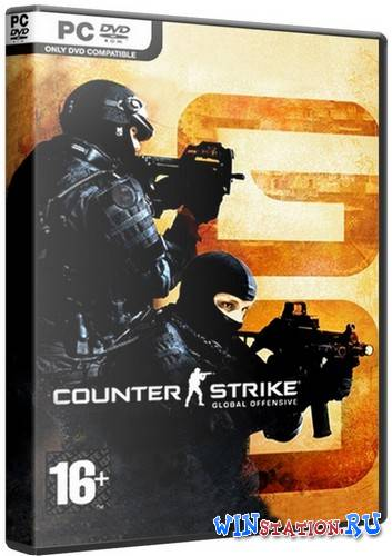 Скачать Counter-Strike: Global Offensive [v1.34.4.9]  бесплатно