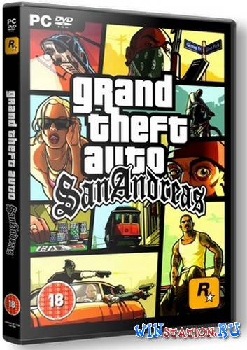 Скачать GTA / Grand Theft Auto: San Andreas - Endless Summer бесплатно
