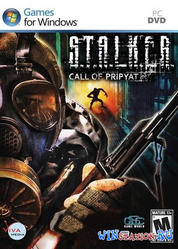 Скачать S.T.A.L.K.E.R.: Call of Pripyat - Frosty Wind CoP [v1.6.02] бесплатно