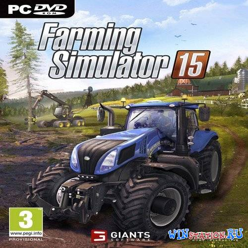 Скачать Farming Simulator 2015 бесплатно