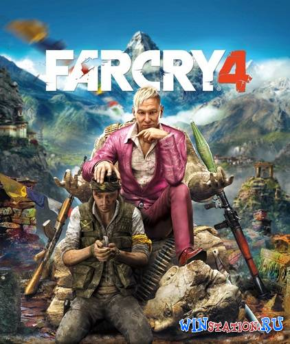 Скачать Far Cry 4 Update v1.4.0 (multi)  бесплатно