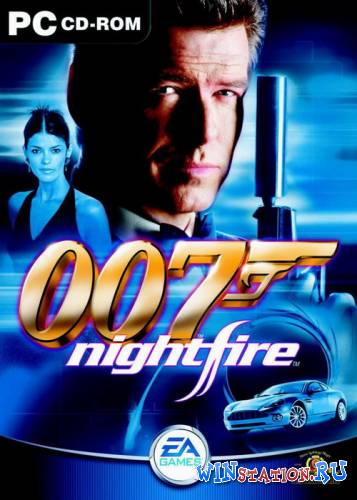 Скачать James Bond 007: NightFire бесплатно