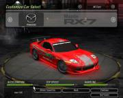 Need for Speed Underground 2 City Drift World геймплей