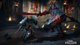 Компьютерная игра Lords of the Fallen