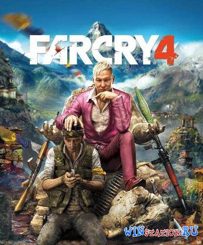 Скачать Far Cry 4 Update v1.6.0 (multi) бесплатно