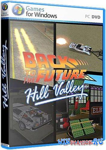 Скачать GTA / Grand Theft Auto: Vice City - BTTF Hill Valley (v2.0) бесплатно