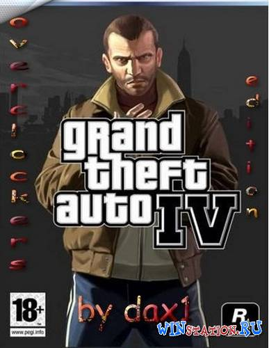 GTA 4 / Grand Theft Auto IV - Overclockers Edition [v 1 ...