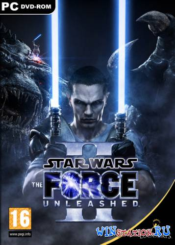 Скачать Star Wars: The Force Unleashed 2 бесплатно