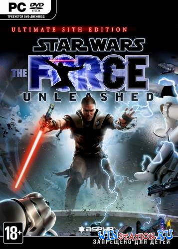 Скачать Star Wars: The Force Unleashed - Ultimate Sith Edition бесплатно