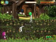 Скриншот Маша и медведь. Активные игры