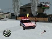 GTA San Andreas - Русская зима v.0.1