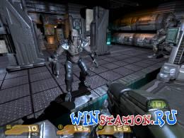 Quake 4 геймплей